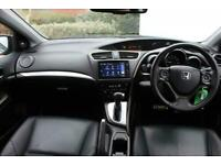 2016 Honda Civic 1.8 i-VTEC SR 5dr Auto Estate Petrol Automatic