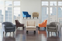 ASHLEY ACCENT CHAIRS STARTING $199