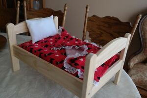 AMERICAN GIRL DOLL  BEDS