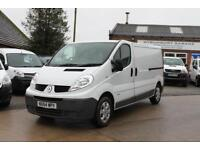 Renault Trafic LL29 DCI S/R P/V -ONE OWNER - FULL SERVICE HISTORY - MINT