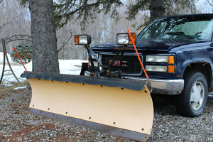 7.5 ft Arctic Snowplow