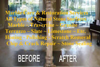 MARBLE CARE & RESTORATION SPECIALISTS - (905) 359-4270