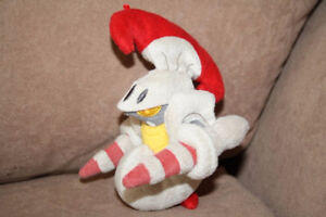 "Pokemon ""Escavalier"" Mini Plush/Stuffie Keychain"