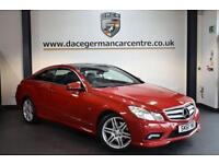 2011 61 MERCEDES-BENZ E CLASS 3.0 E350 CDI BLUEEFFICIENCY SPORT 2DR AUTO 265 BHP