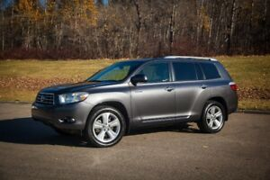 2009 Toyota Highlander Limited SUV