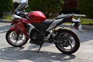 2011 Honda CBR for $2,700 OBO