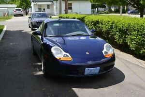 1999 Porsche 911 Leather Coupe (2 door)