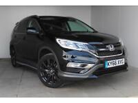 2016 HONDA CR-V 1.6 i-DTEC Black Edition 5dr Auto