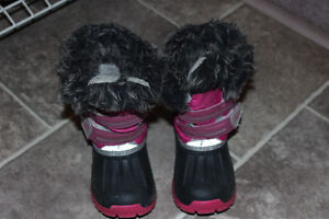 Hot Paw Winter Boots