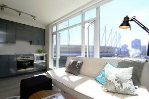 LUXURY Vancouver Furnished Condo Available Dec 20