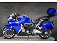 2012 12 HONDA VFR1200F 1200CC 0% DEPOSIT FINANCE AVAILABLE