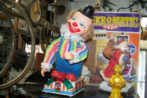 Battery Operated Clown