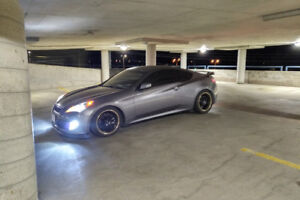 MODIFIED 2010 GENESIS COUPE!! 2.0LT !