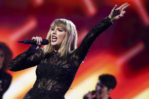 Taylor Swift - Section 117R