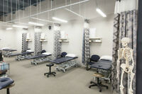 Physiotherapist for Sports Medicine Clinic