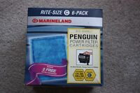 Penguin Filters Cartriges for Fish Tank