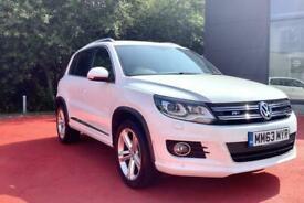 image for 2014 Volkswagen Tiguan 2.0 TDi BlueMotion Tech R-Line 5dr DSG [NAV] Auto SUV Die