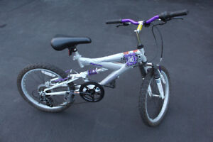 "Girl's 20"" Bicycle"