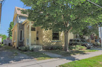 Downtown area 4 Bdrm, 2 story yellow-brick $1575 - avail Aug 31