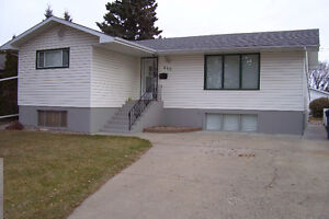 Spacious 3 Bedroom Main Floor plus Double Garage