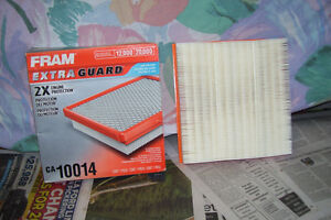 NEW FRAM AIR FILTERS IN BOX TO FIT IMPALA & MONTECARLO  2006-11