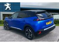 2021 Peugeot 2008 50kWh GT Auto 5dr SUV Electric Automatic