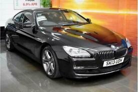 2013 BMW 6 Series 6 Series 640d SE (BIG SPEC) Coupe 2dr Sports Auto 3.0 2dr Coup