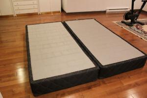 2 BOX BEDS $100
