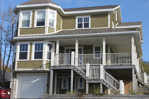 Lake View Executive 4 BR home in downtown St. John's