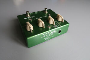 Vox Time Machine Delay Pedal, Joe Satriani Signature JS-DL St. John's Newfoundland image 5
