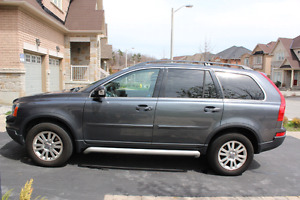 2008 Volvo XC90 --only 77,000 KMS!!!
