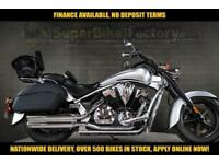 2017 62 HONDA VT1300 1300CC 0% DEPOSIT FINANCE AVAILABLE