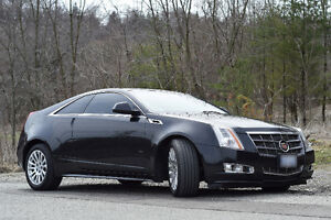 2011 Cadillac CTS Coupe Performance AWD Coupe (2 door)