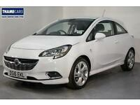 2016 Vauxhall Corsa 1.4 Turbo 100ps SRi VX-Line With Digital Radio, Air Con And