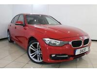 2012 62 BMW 3 SERIES 2.0 320D SPORT 4DR 184 BHP DIESEL