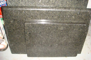 Granite counter pieces. $20 each