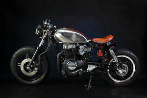 1979 450 Nighthawk, cafe racer, custom, cm400t