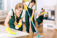 Specialty cleaning for apartment move ins and outs (GREAT RATES)