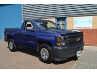 Chevrolet Silverado 1500 4.3i V6 Automatic 2014 / UK REGISTERED