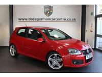 2009 09 VOLKSWAGEN GOLF 2.198 GTI DSG AUTOMATIC 3DR