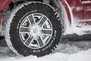 BFGOODRICH SUPER SALE!! IN STOCK AND WINTER RATED!!