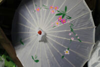 Chinese Parasols great for wedding