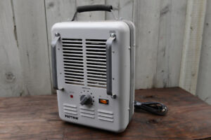 Patton small variable speed electric fan heater