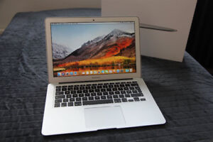 """13"""" MacBook Air, barely used, great condition"""