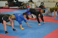 Most Kickboxing Classes in HRM! (Mon-Sat)