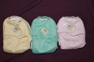 Awsome Pocket diapers Strathcona County Edmonton Area image 3