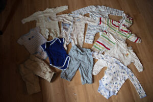 Baby Boy Clothing Lot 3-6 Months