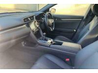 2017 Honda Civic 1.0 VTEC TURBO EX 5 Door Manual Hatchback Petrol Manual