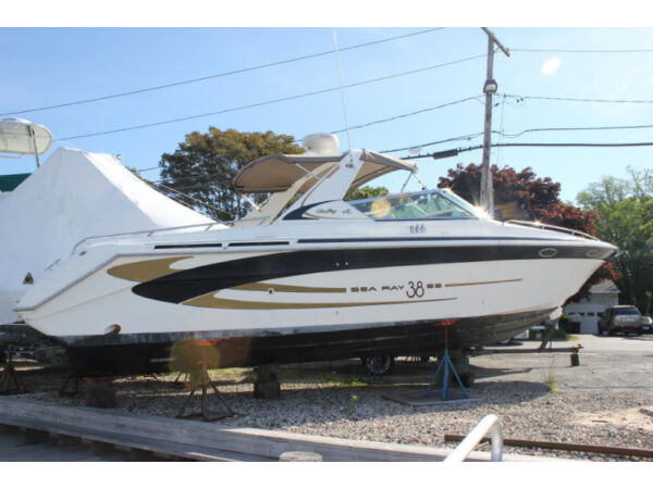 Used 1996 Sea Ray Boats 380 Sun Sport