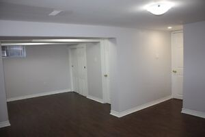 Spacious Basement for Rent- All inclusive- $1100. Avail Sept 15